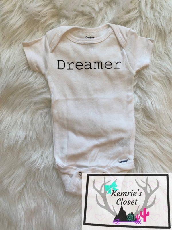 Dreamer Onesie