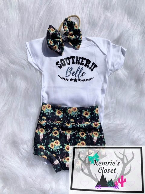 Southern Belle Outfit